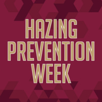 Hazing Prevention Week Keynote with FSL Community
