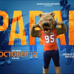 Morgan State University Parade
