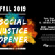 Multicultural Resource Center (MRC) Social Justice Opener