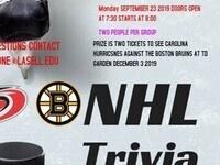 NHL Trivia Night