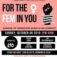 For the Fem in You Festival