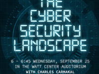 The Cybersecurity Landscape