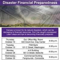 Disaster Financial Preparedness