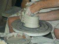 Kick Wheel Pottery Demonstration
