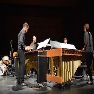 Student Recital: Chelsea Cozart, percussion