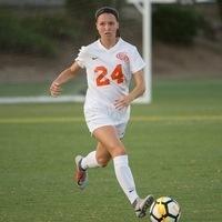 Women's soccer vs. Santa Clara University