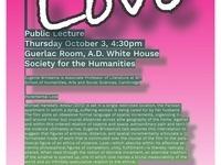Eugenie Brinkema, 'Incremental Love'