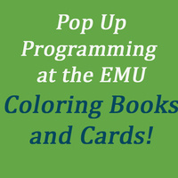 Way-To-Go and Thank You Card Making at the EMU!