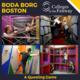 COF Presents Boda Borg Boston