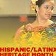 Hispanic/Latinx Heritage Address
