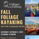 COF Kayaking on the Charles River