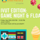 Intervarsity Christian Fellowship: Game Night + Float!