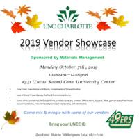 2019 Vendor Showcase