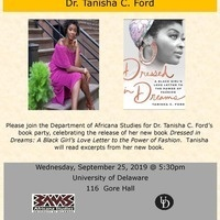 Dr. Tanisha C. Ford's New Book Release Celebration