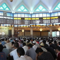 Friday Prayer Jumaáh