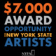 NYSCA / NYFA Artist Fellowship Application Seminar