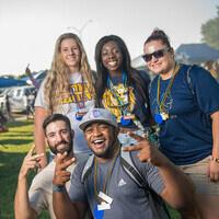 Tarrant County Alumni Tailgate