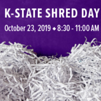 K-State Shred Day