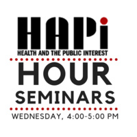 HAPI Hour Seminar, Racial Disparities in Breast Cancer Outcomes by Lucile Adams-Campbell PhD