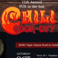 15th Annual Fun in the Sun Chili Cook-Off