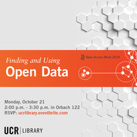 Finding and Using Open Data
