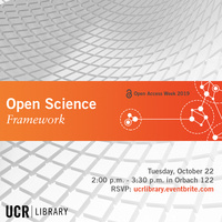Open Science Framework: A Free Tool for Research Collaboration