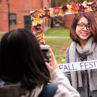 Fall Fest with the Division of Student Life