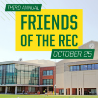 Third Annual Friends  of the Rec Event