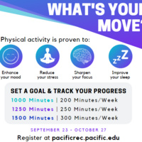 What's Your Move: Social Wellbeing Challenge