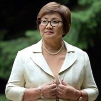 Roza Otunbayeva, former President of Kyrgyzstan