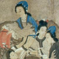 "Sunday Object Talk: ""Women Ironing Silk"""