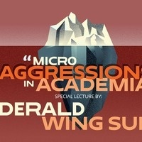 Microaggressions in Academia with Derald Wing Sue