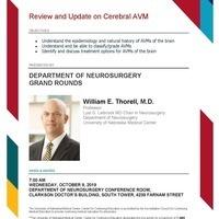 Department of Neurosurgery Grand Rounds