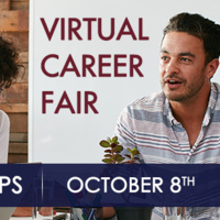 Internships & Co-ops Virtual Career Fair