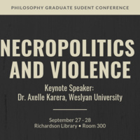 Graduate Student Conference