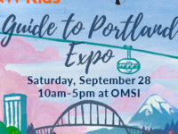 NW Kids & Trackers' Guide to Portland Expo
