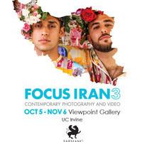 Focus Iran 3: Orange County Opening Reception