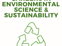 Careers in Environmental Science & Sustainability