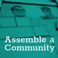 Assemble a Laser Engraved Community Mural!