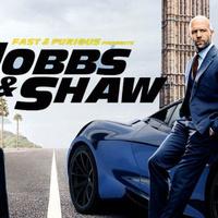Cinema Group Film: Hobbs & Shaw