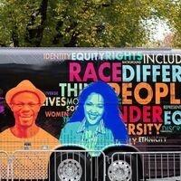 Check Your Blind Spots Bus Tour