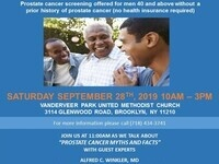 Prostate Cancer Screening & Wellness Fair