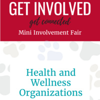 Health and Wellness Mini Involvement Fair
