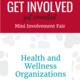 Health and Wellness Mini Involvement Fair