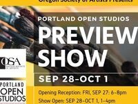 Portland Open Studios Preview Show