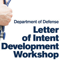 Department of Defense: Letter of Intent Development Workshop