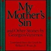 "Yiorgios Vizyinos' ""My Mother's Sin"" Book Club Meeting"