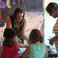 FREE Family Day at the Schneider Museum of Art
