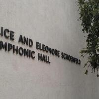 Alice and Eleonore Schoenfeld Symphonic Hall (AES)