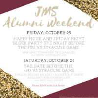 Jim Moran School of Entrepreneurship Alumni Weekend